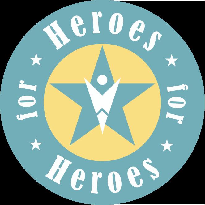 Logo Heroes for Heroes